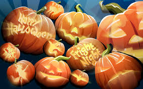 pumpkin backgrounds for halloween halloween pumpkin wallpaper 6966586