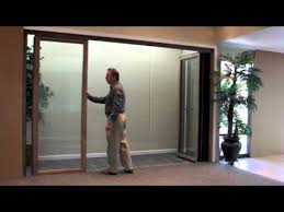 Bifold Patio Door by Folding Patio Doors Folding Glass Doors Folding Exterior Doors
