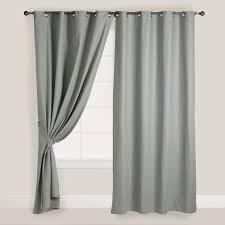 Slate Grey Curtains Best Of Slate Gray Curtains Ideas With Gray Burlap Curtains Light