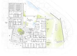 Floor Plan Line Of Credit Gallery Of John And Frances Angelos Law Center Behnisch