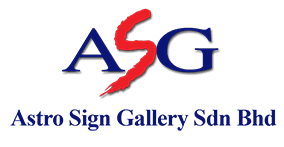 astro sign asg website design driven custom built signages for the discerning