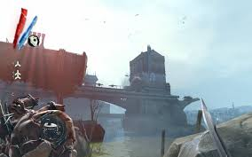 Dishonored Map Whether You Are Stabbing Or Sneaking Dishonored Is A Joy To Play