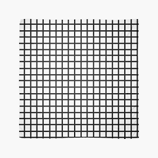 grid black and white minimal modern grid pattern print gifts for
