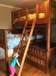 the homestead survival how to build a triple bunk bed with crib
