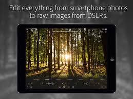 lightroom for android adobe lightroom android app arrives on play store pocketnow