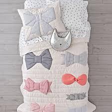 girls bedding sheets duvets u0026 pillows the land of nod