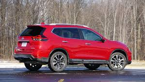 nissan utility 2017 nissan rogue review a pro on paper