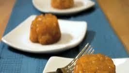 fresh pineapple upside down cupcakes cupcake show 4 recipe video