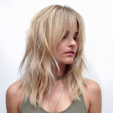 how to cut a short ladies shag neckline 50 stunning medium layered haircuts updated for 2018