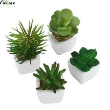 online buy wholesale artificial succulent plants from china