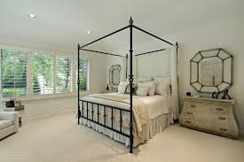 Wrought Iron Canopy Bed 18 Master Bedrooms Featuring Canopy Beds And Four Poster Beds