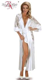 dressing gown beauty bouquet dressing gown white at charm and lace boutique