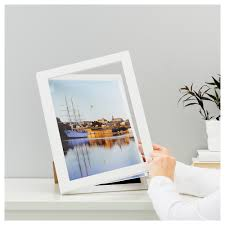 mosslanda ikea hemmingsbo front opening picture frame white 21x30 cm ikea