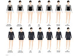 what to wear and how to look best for your body shape joy of clothes