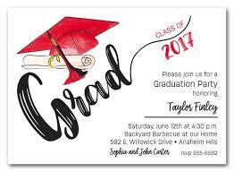 party invitations black tassel on cap graduation party invitations
