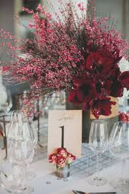 Centerpieces For Bridal Shower by 179 Best Marsala Wedding Ideas Images On Pinterest Burgundy