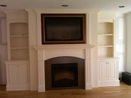 fireplace traditional family room