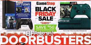 black friday 2016 playstation 4 leak here are gamestop u0027s black friday deals for 2016