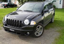2009 jeep compass information and photos zombiedrive