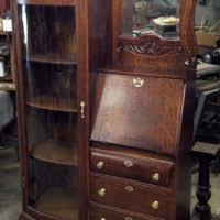 tall secretary desk with hutch wooden colonial secretary desk with hutch and drawer as well as tall