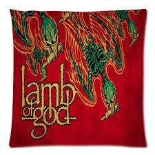 taie d oreiller pour canapé coussin décoratif couverture agneau de dieu throw taie d oreiller
