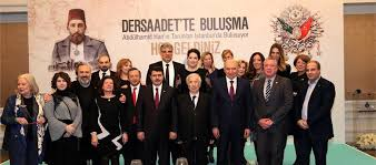 Ottoman Descendants Descendants Gather In Istanbul To Remember Abdülhamid Ii Khan