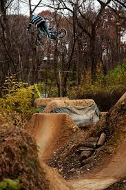 dave king and bmx trails construction