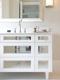 Beveled Mirror Bathroom by Silver Beveled Mirror Traditional Bathroom James Michael Howard