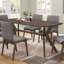 Retro Dining Room Furniture Coaster Furniture Dining Tables Mcbride 107191 Retro Dining Table
