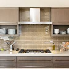 kitchen glass backsplash ideas i like the color of this glass subway tile backsplash with the