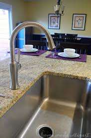 diy kitchen faucet how to install a kitchen faucet home made interest