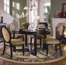 great formal dining room design equipped with wooden top wrought