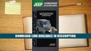 online book chilton s jeep cj scrambler wrangler 1971 90 repair