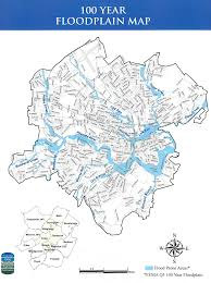 Flood Plain Map Flood Zone Information And Flood Insurance Roanoke Va