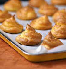 cuisiner les pommes de terre pommes dauphines au four les meilleures recettes de cuisine d ôdélices