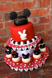 mickey mouse cupcakes mickey mouse cake and cupcakes for cake sake
