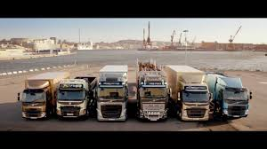 latest volvo truck volvo trucks entirely renewed european truck range youtube