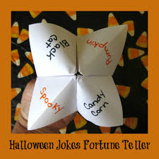 the diary of a nouveau soccer mom halloween jokes fortune teller