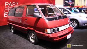 toyota usa 2016 1983 toyota van le toyota usa museum vehicle walkaround sema