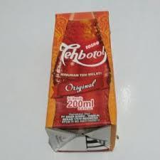 Teh Kotak Sosro 200 Ml Per Dus teh botol sosro original 200ml minuman 盪 food