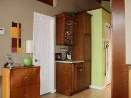 wooden corner pantry cabinet u2014 jen u0026 joes design ideal corner