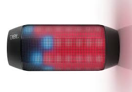 portable speaker with lights jbl pulse bluetooth speaker includes a panel of led lights for a
