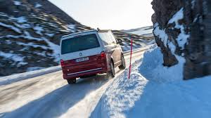 arctic maserati vw california 2017 review camping at the arctic circle by car