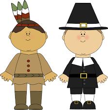 thanksgiving clip pilgrims happy thanksgiving