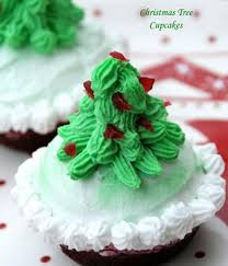 Food Decorations For Christmas Tree by Gorgeous Christmas Cupcake Ornaments Decorations For Holidays