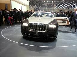 rolls royce wraith sport marc mielau of rolls royce wraith is a good car for india