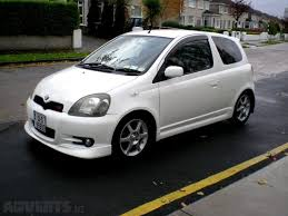 toyota yaris 2001 for sale 2001 toyota yaris vitz rs for sale for sale in dundrum dublin