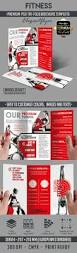 fitness u2013 tri fold brochure psd template u2013 by elegantflyer