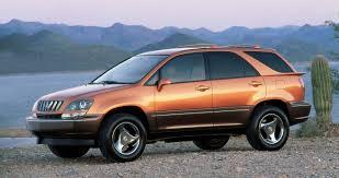 xe oto lexus cua hang nao lexus rx thay đổi như thế nào qua 4 thế hệ