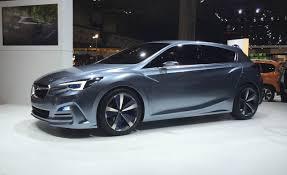 subaru impreza 2018 hatchback subaru impreza 5 door concept photos and info u2013 news u2013 car and driver